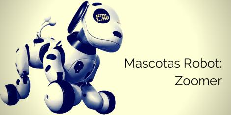 Mascotas Robot Zoomer
