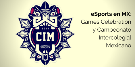 Podcast 1060interfase eSports en MX Games Celebration y CIM
