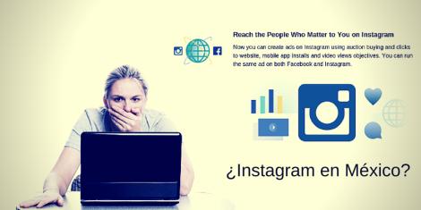 Usuarios de Instagram en México