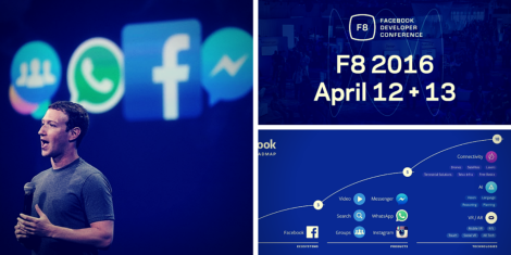 Podcast 1060interfase Conferencia F8 2016 de Facebook