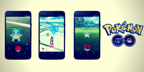 Pokemon GO 1060 Interfase