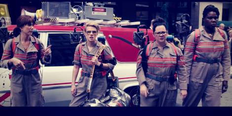 Reseña Ghostbusters